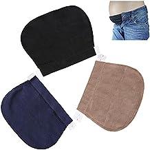 7e0e1c084 FOONEE - Extensores de cintura elástica ajustable para el vientre durante  la maternidad