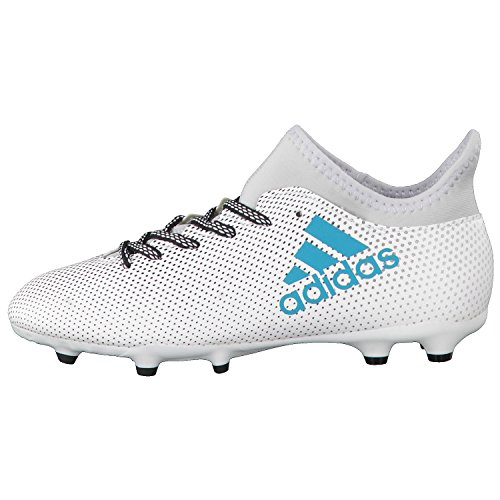 adidas X 17.3 FG Fußballschuh Kinder Weiss