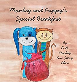 D.N. Hockey - Monkey and Puppy's Special Breakfast