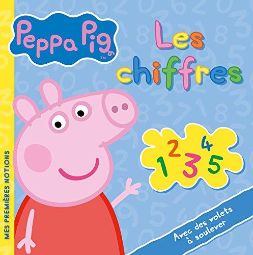 Peppa Pig / Les chiffres par Hachette Jeunesse