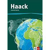 Der Haack Weltatlas für Sekundarstufe 1. Kopiervorlagen auf CD-ROM: Stumme Karten. Kopiervorlagen auf CD-ROM