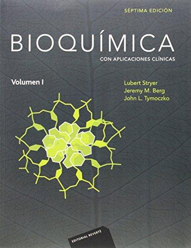 Bioquímica  (7ª  Ed.) Vol. 1 (impr. digital) por STRYER 7A. ED