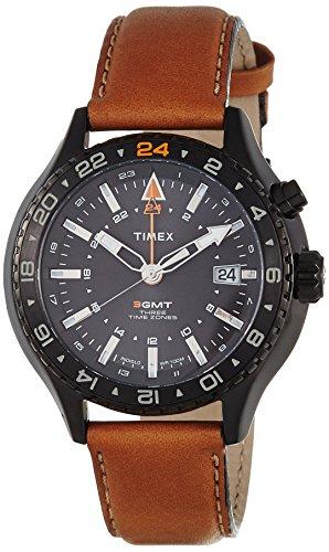 Timex Reloj de cuarzo Man Intelligent GMT 47.0 mm