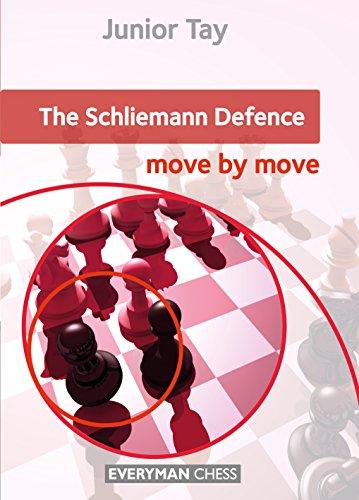 The Schliemann Defence: Move by Move por Junior Tay
