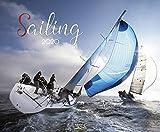 Sailing 2020: Segelkalender und Naturkalender über den Sport des Segelns. PhotoArt Kalender. Quer-format: 55 x 45, 5 cm