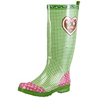 Playshoes Womens Country House Wellington Boots
