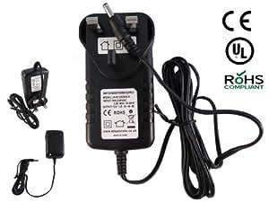 Adaptors4U WA - 24E12 Disque dur HD AC Adaptateur Alimentation prise UK PLUG