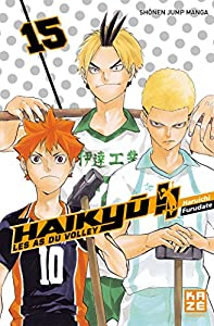 Haikyu!! Les AS du Volley Edition simple Tome 15