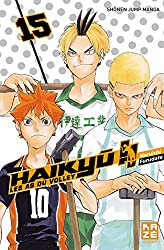 Haikyu !! Les As du volley, Tome 15 :