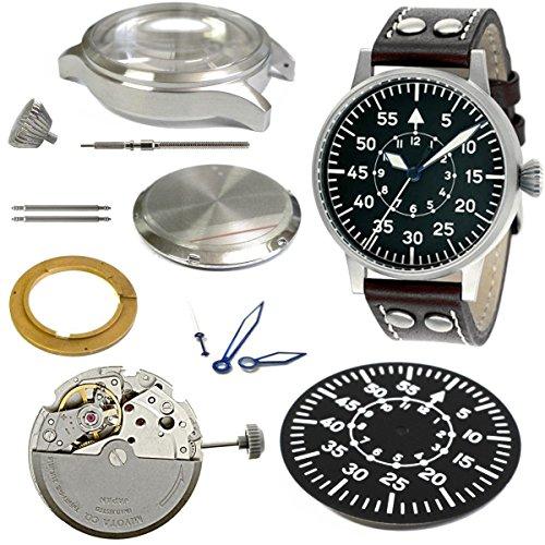 Uhrenbausatz OFFICIAL GENEVA No.1 PILOT