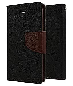 Mercury Fancy Diary Wallet Flip Cover For Xiaomi Redmi 1S