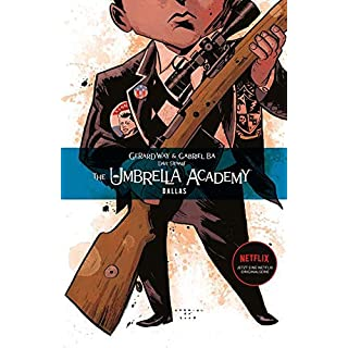 The Umbrella Academy 2 - Neue Edition: Dallas