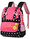 Vbiger Childrens School Bags Student Backpacks Daypack for Primary Girls