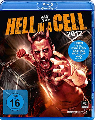 Hell in a Cell 2012 [Blu-ray]