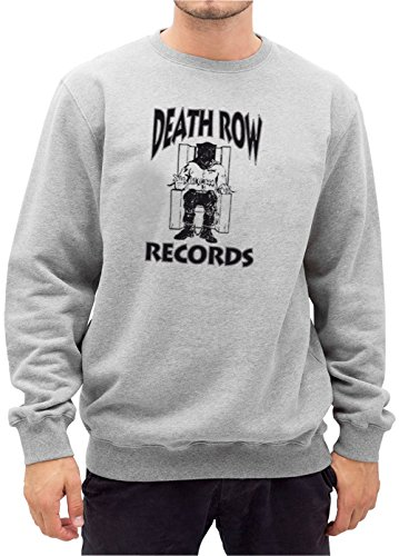 Certified Freak Death Row Records Sweater Grey S (Dogg-t-shirt Nate)