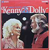Laser Disc Kenny Rogers & Dolly Parton Real Love 1985 NTSC