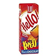Lu Hello kango chocolat 225g Envoi Rapide Et Soignée ( Prix Par Unité )