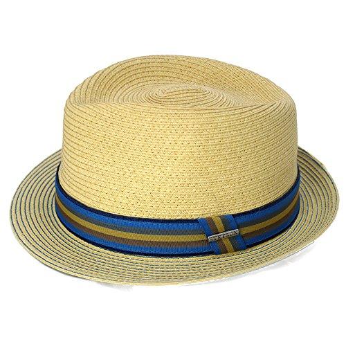 Stetson Herren Tyostroh-Tlamm XXL (62-63 cm) Beige - Toyo Hat