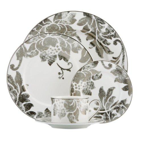 Lenox Silver Applique 5-Piece Place Setting by Lenox
