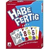 NSV - 4026 - HABE FERTIG - Kartenspiel