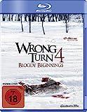 Wrong Turn 4: Bloody Beginnings [Blu-ray]