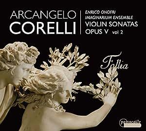 Corelli: Violinsonatas Op.5 Vol. 2