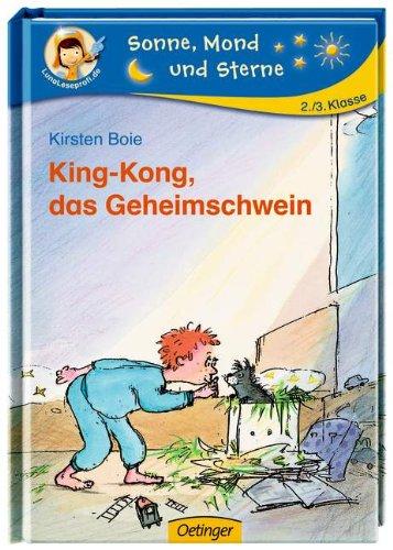 King-Kong, das Geheimschwein