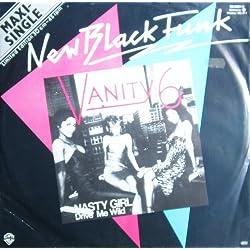 """Nasty Girl / Drive Me Wild [Vinyl 12""""-Maxi-Single] [Schallplatte]"""