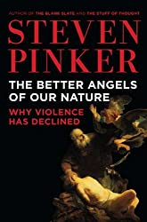 (BETTER ANGELS OF OUR NATURE) BY [PINKER, STEVEN](AUTHOR)HARDBACK
