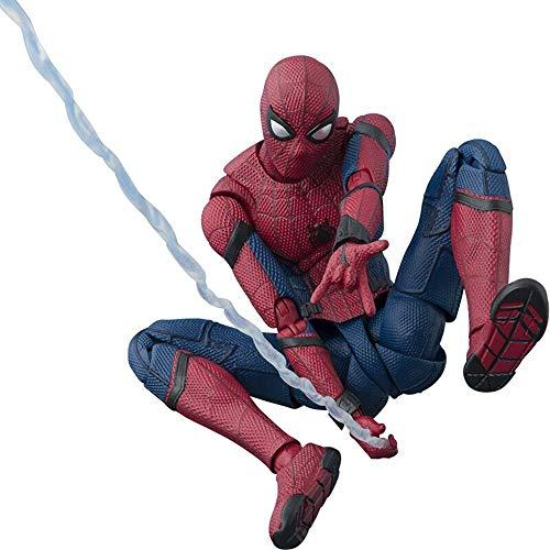 Avengers 3 - Spider-Man-Action-Figuren, Höhe 14 Cm, Schreibtischdekoration/Boy Toy Model