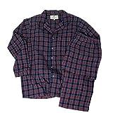Lee Valley Irischer Schlafanzug aus flauschiger Baumwolle