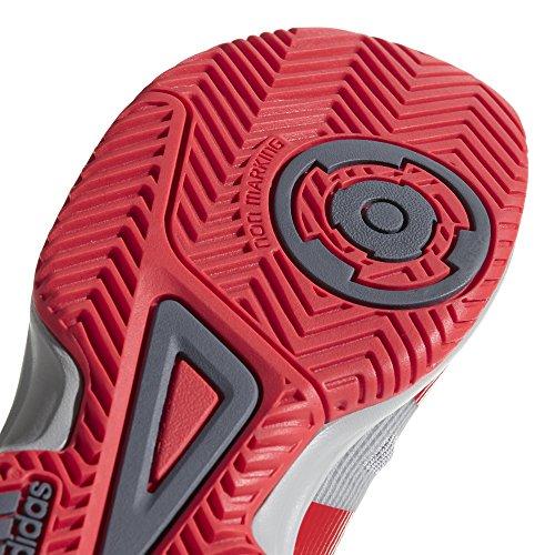 best service b2d57 1093e adidas Stabil X Jr, Scarpe da Pallamano Unisex – Bambini