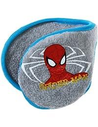 Cache orejas polar Flexible para niño Spider-Man gris/azul tu