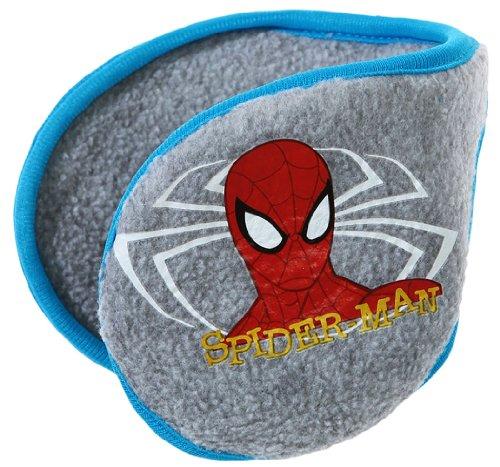 Cache-oreilles-Spider-Man-Boys-Hose-Fleece-bluegrey-TU