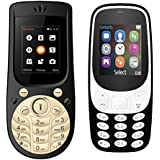 I Kall 1.8 Inch Mobile Combo Of K3310 And K18 New (Black And Black)