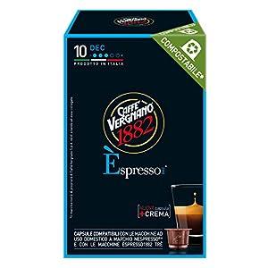 Caffè Vergnano 1882 Espresso Dec - 10 Capsule