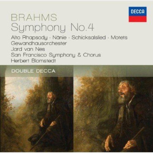 Sinfonie 4,3/Motetten Op.110/+ Universal 4,3