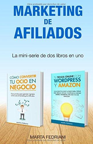 Marketing de afiliados por Marta Fedriani