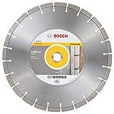 Bosch Professional 2608603815 Universal-Diamanttrennscheibe Expert 350x25,4mm, 350 x 25,40 x 3,2 x 12 mm