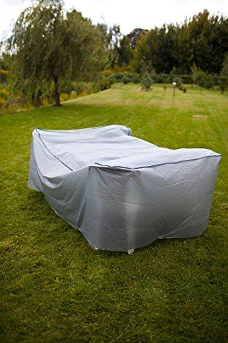Coque de protection pour meubles de jardin table et chaises Groupe Couverture Bâche 750102