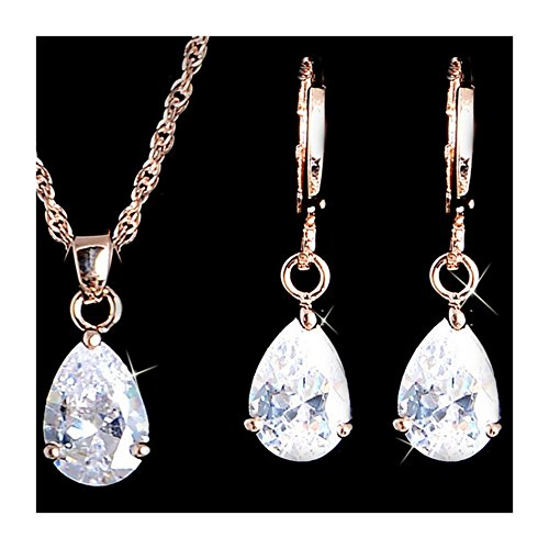 necklace-pendant-earrings-18-carat-yellow-gold-diamond-free-shipping-chain-18-kt