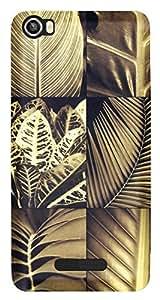 TrilMil Printed Designer Mobile Case Back Cover For Lava Iris X8