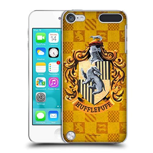 Head Case Designs Offizielle Harry Potter Hufflepuff Kamm Prisoner of Azkaban I Harte Rueckseiten Huelle kompatibel mit Touch 5th Gen/Touch 6th Gen