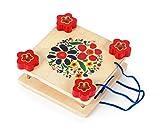 Tidlo Blume Drücken Stempel