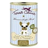 Terra Canis | Lamm mit Zucchini, Fenchel und Magerjoghurt für Welpen | 12 x 400 g