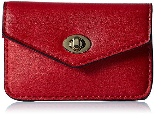 Accessorize Women's Wallet (Red)