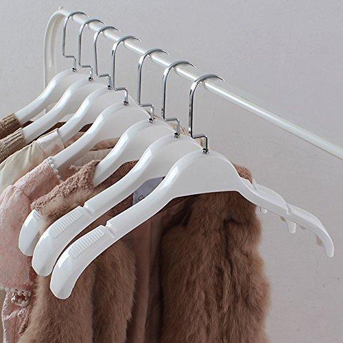 gancio-di-plastica-bianco-per-negozi-di-abbigliamento-moda-appendiabiti-di-signora-piatto-gancio-app