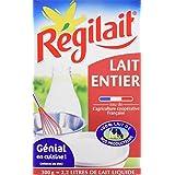 Régilait Lait en Poudre Entier 300 g - Pack de 12