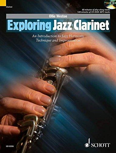 Exploring Jazz Clarinet (The Schott Pop Styles Series) por Ollie Weston