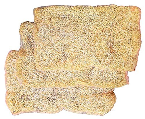 "A&Y® Wood Wool Pad for Desert Air Cooler (Set of 3 Pcs. Or 1 Air Cooler) for 20"" Cooler Size 22x16"